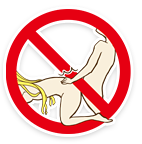 sexual intercourse are prohibited